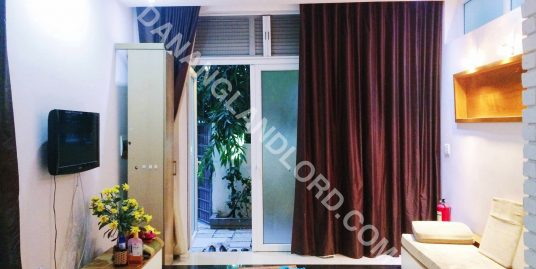 Apartment With 2 Bedrooms, Wide, Beautiful Like A House In An Thuong Area