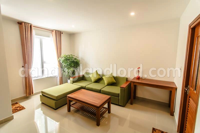 Sea view Apartment with 1 bedroom in An Thuong Area
