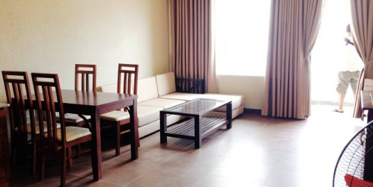 Apartment With Two Bedrooms And Balcony In An Thuong Area