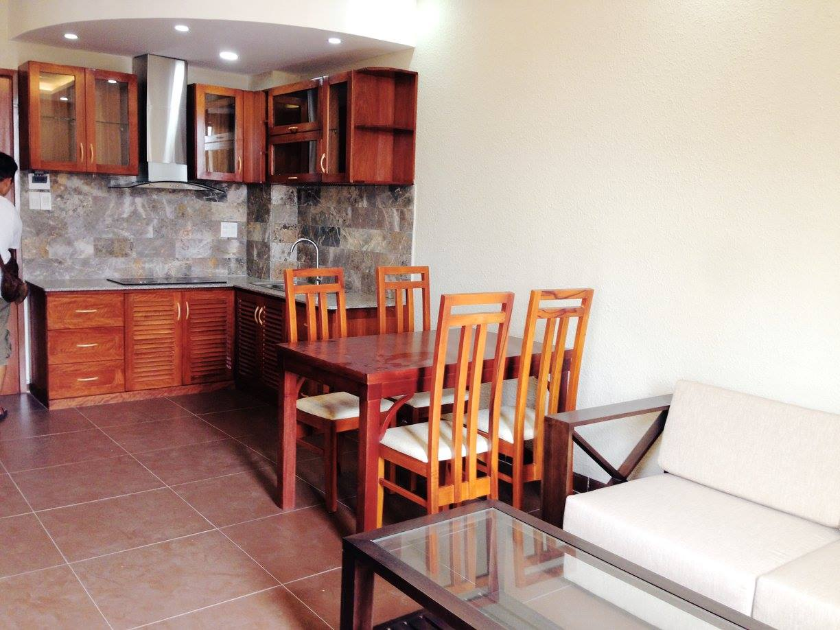 One Bedroom Apartment With A Large Yard Near Beach In An Thuong Area Da Nang Landlord