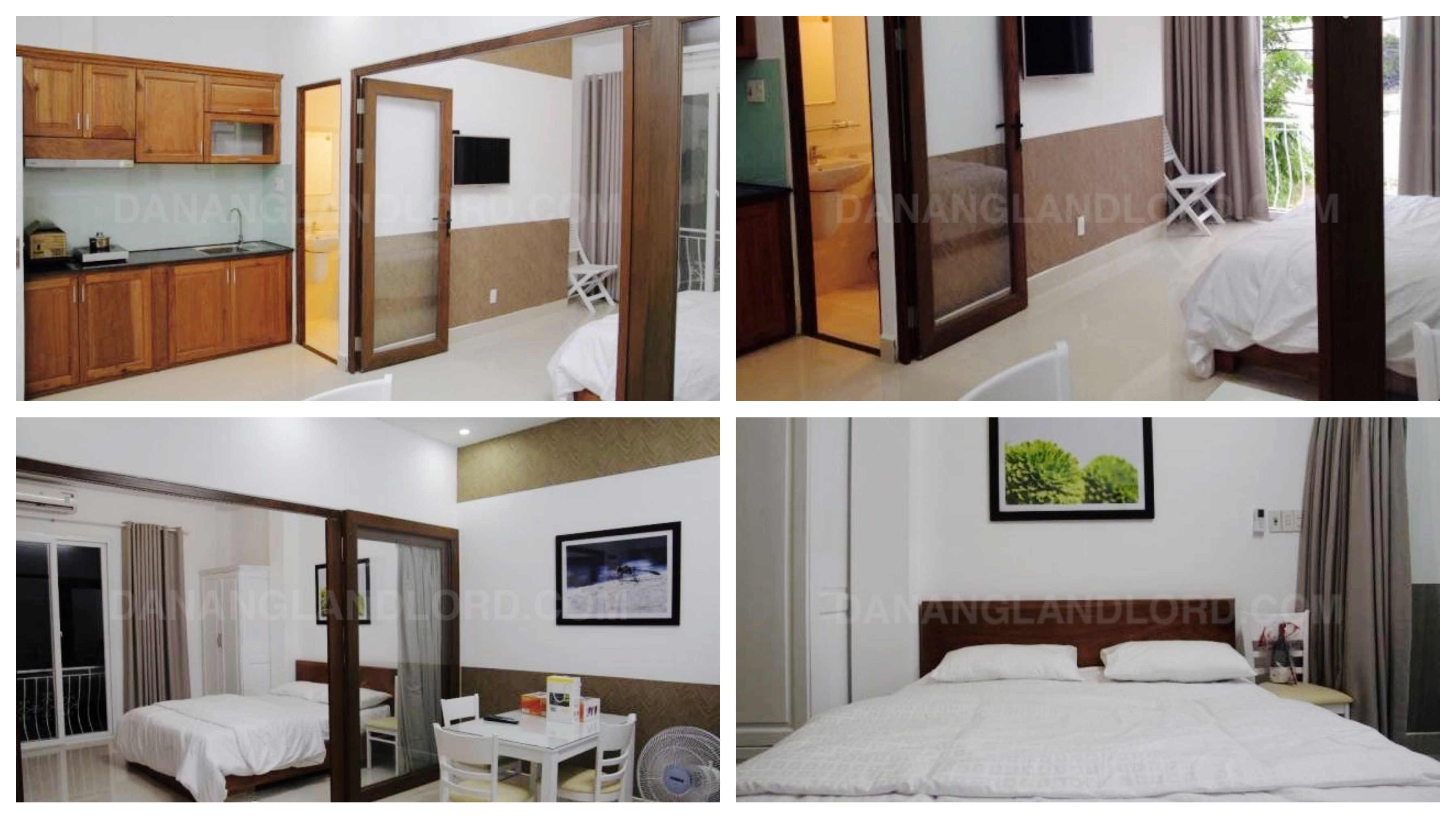 One Bedroom Apartment In An Thuong Good Price Eqd4 Da Nang Landlord