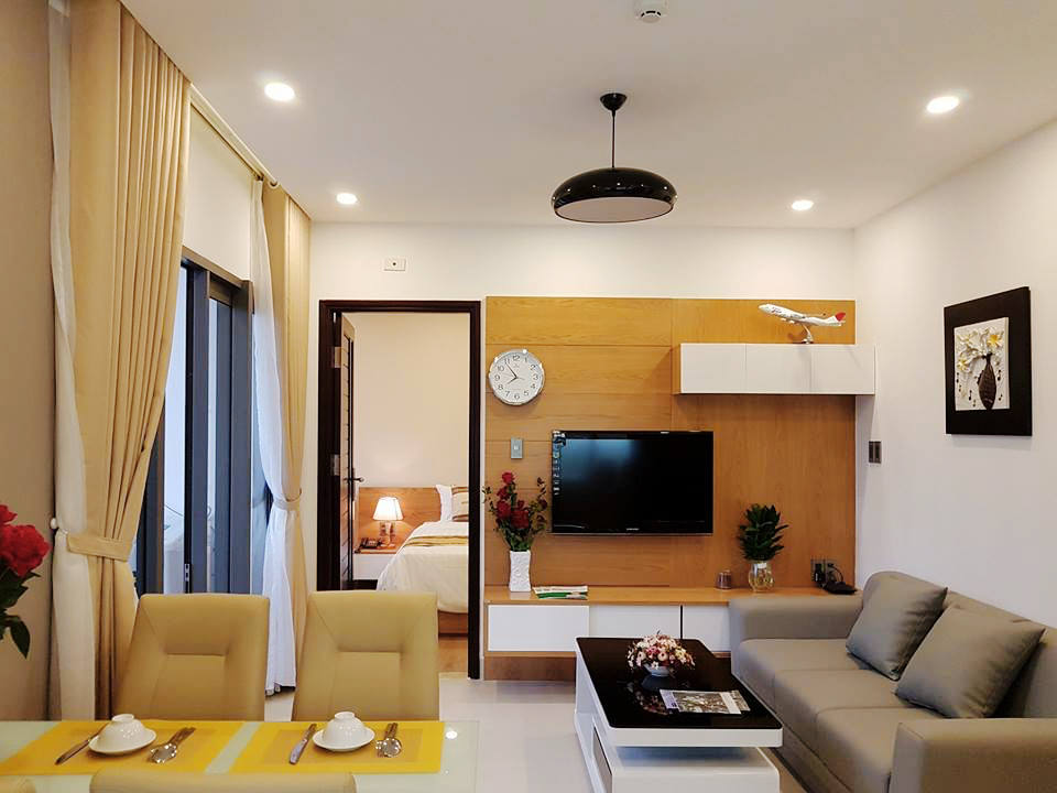 Apartment five-star in the center of the city