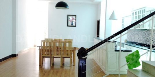 4 Bedroom Villa Style House Near Ho Xuan Huong Street