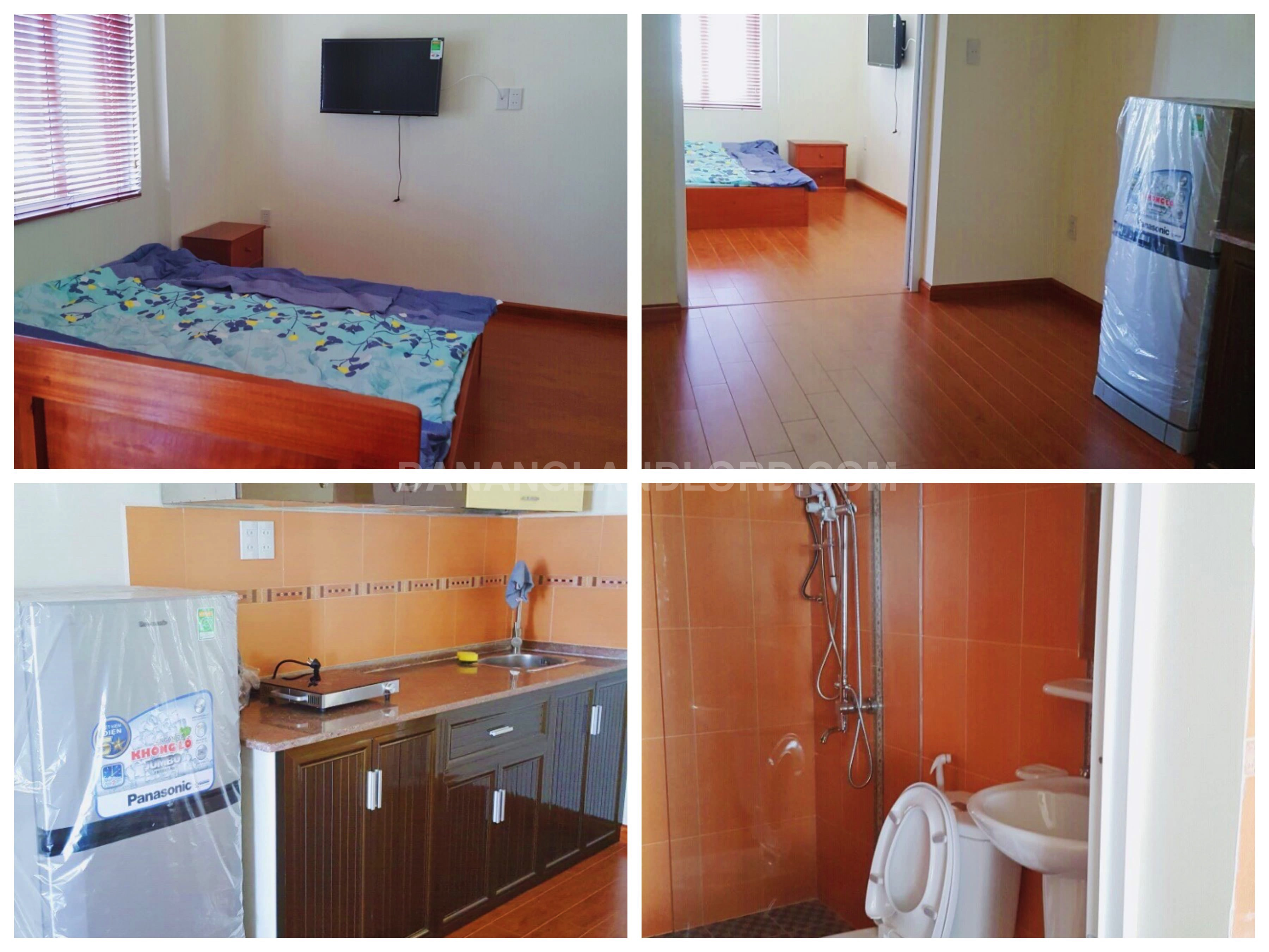Apartment 1 bedroom cheap price near Pham Van Dong Beach – YZFH