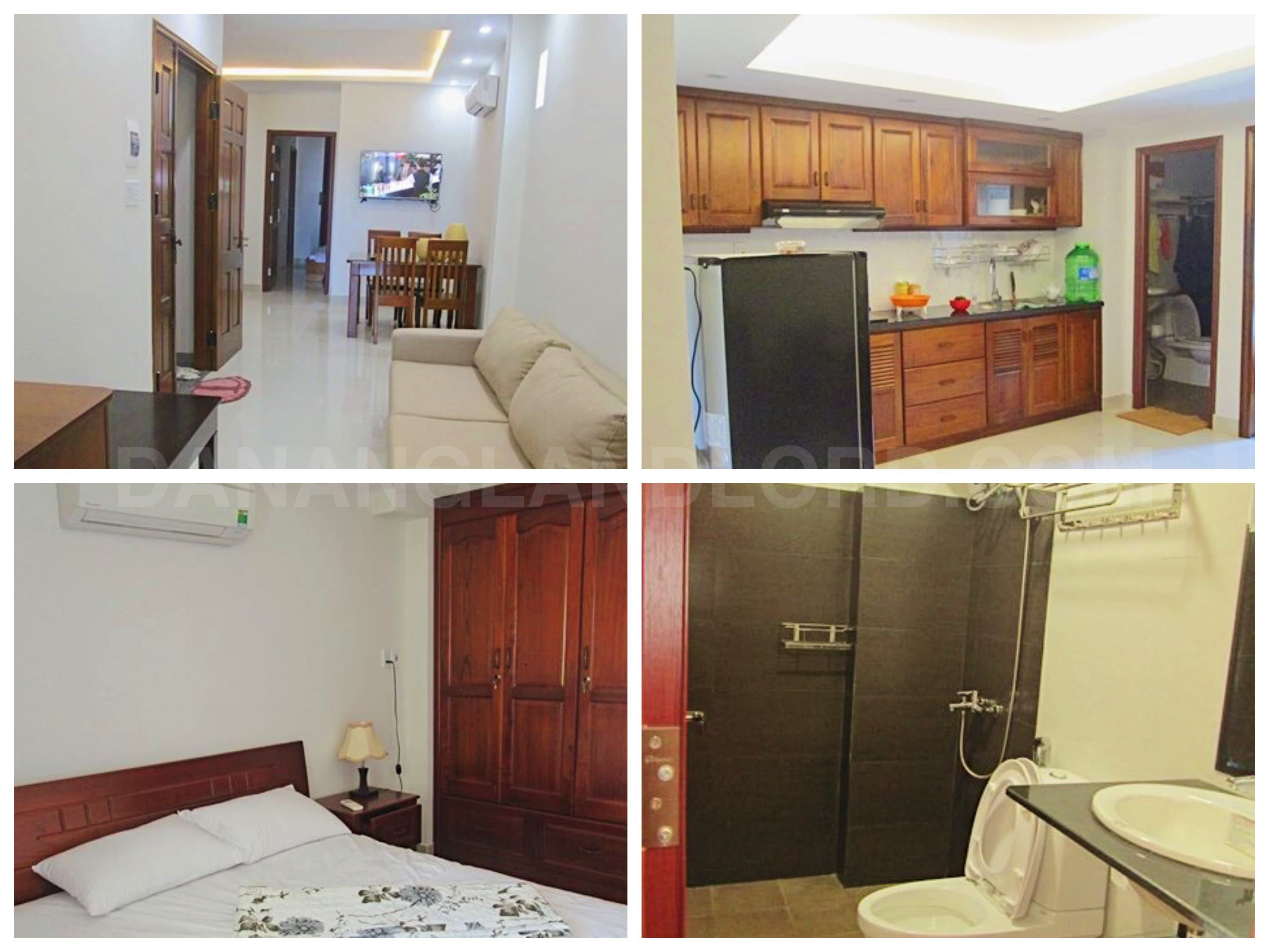 Apartment for rent very close to My Khe beach