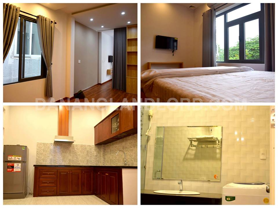 One bedroom apartment for rent 60m2 close to My Khe beach – CCBM