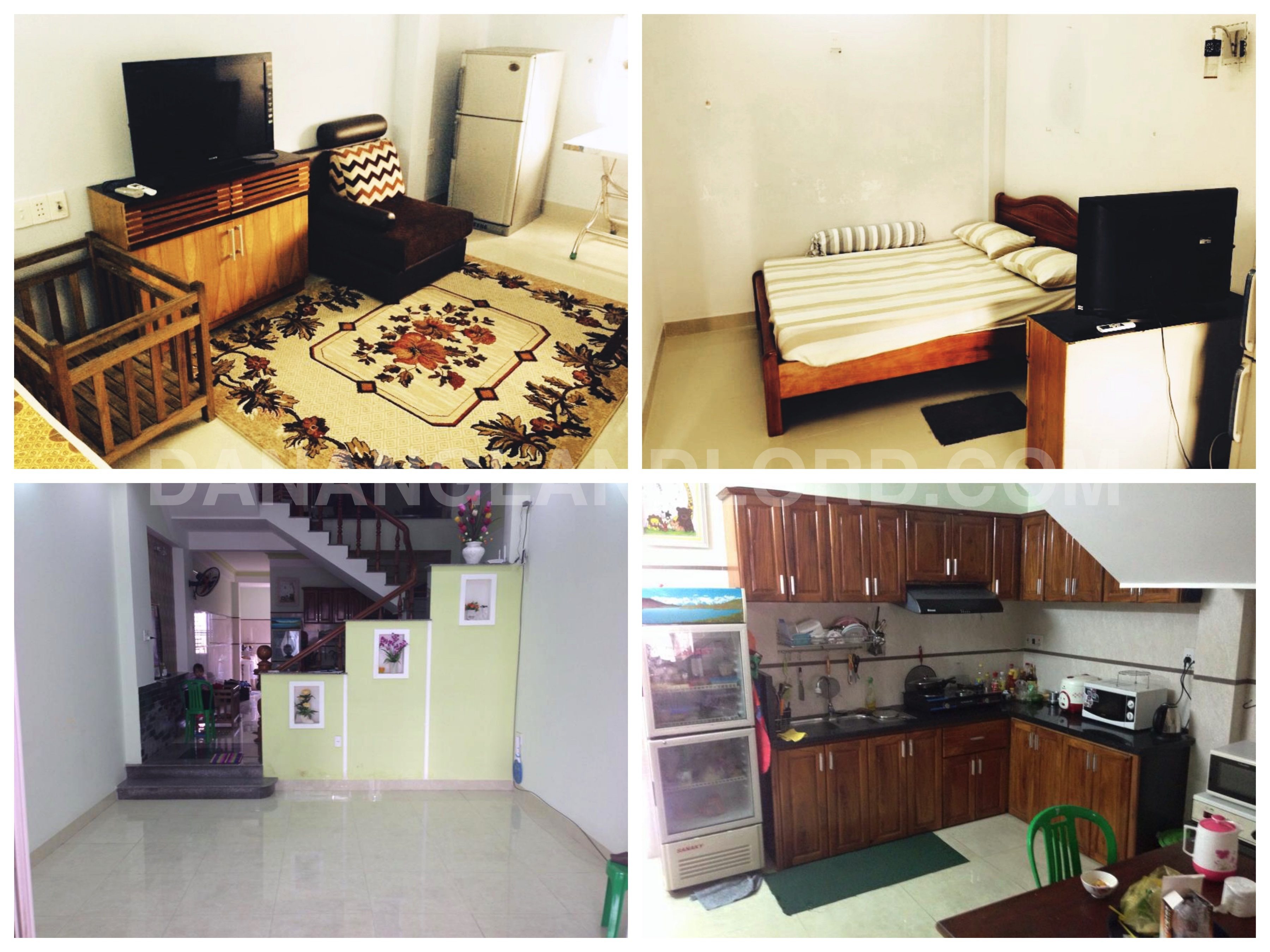 House for rent with the nice terrace in Western Town area