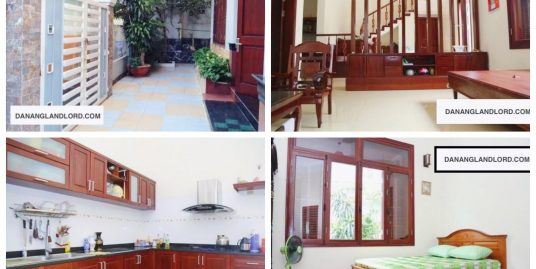 The new house with 3 bedrooms in the central of Danang city
