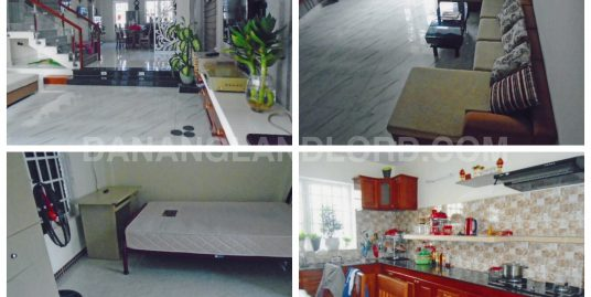 Four bedroom house for rent in Son Tra