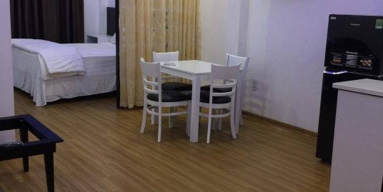 New studio apartment with full furnitures in Pham Van Dong beach