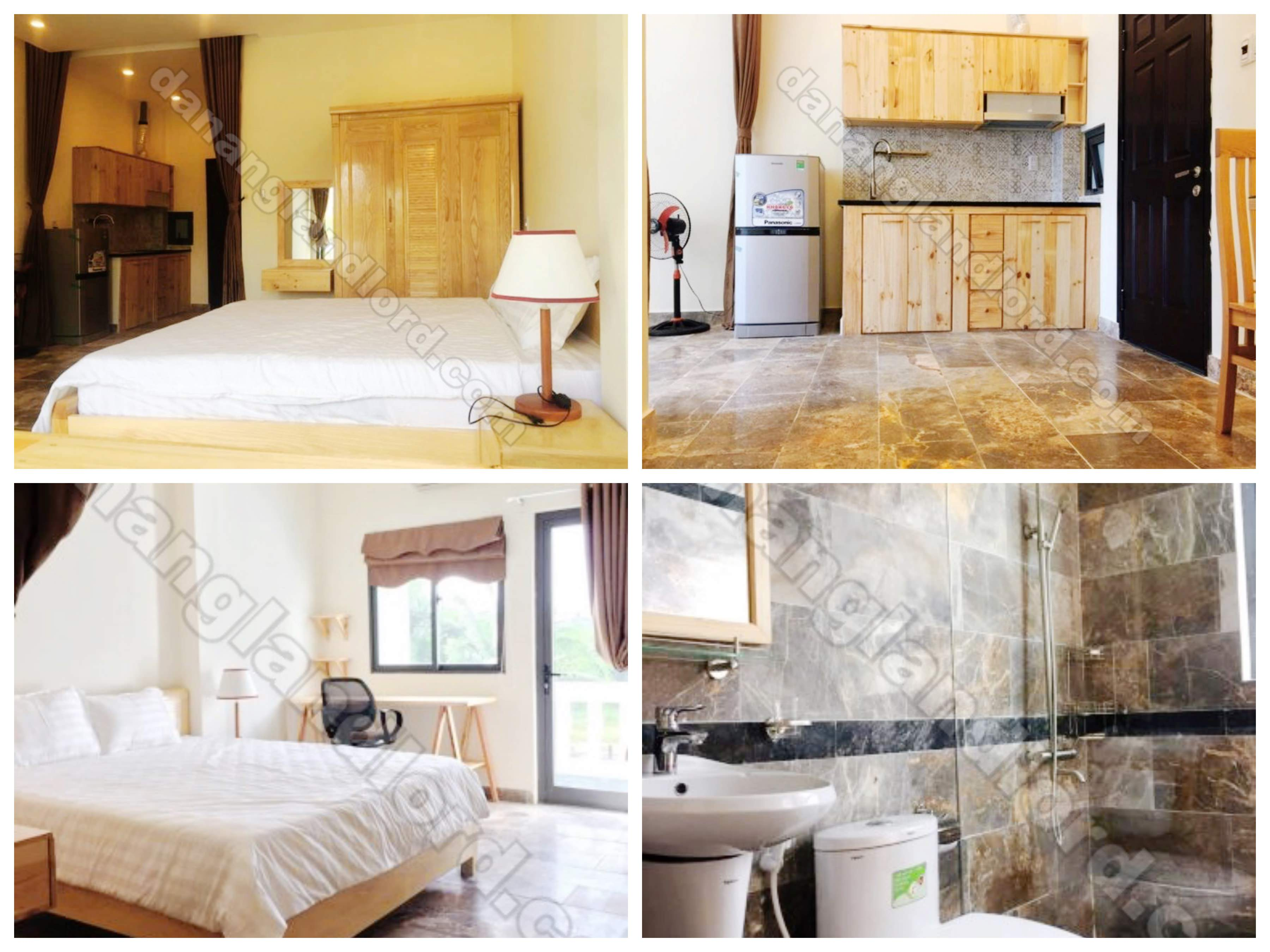 The beautiful apartment 1 bedroom 41 sqm in An Thuong Area