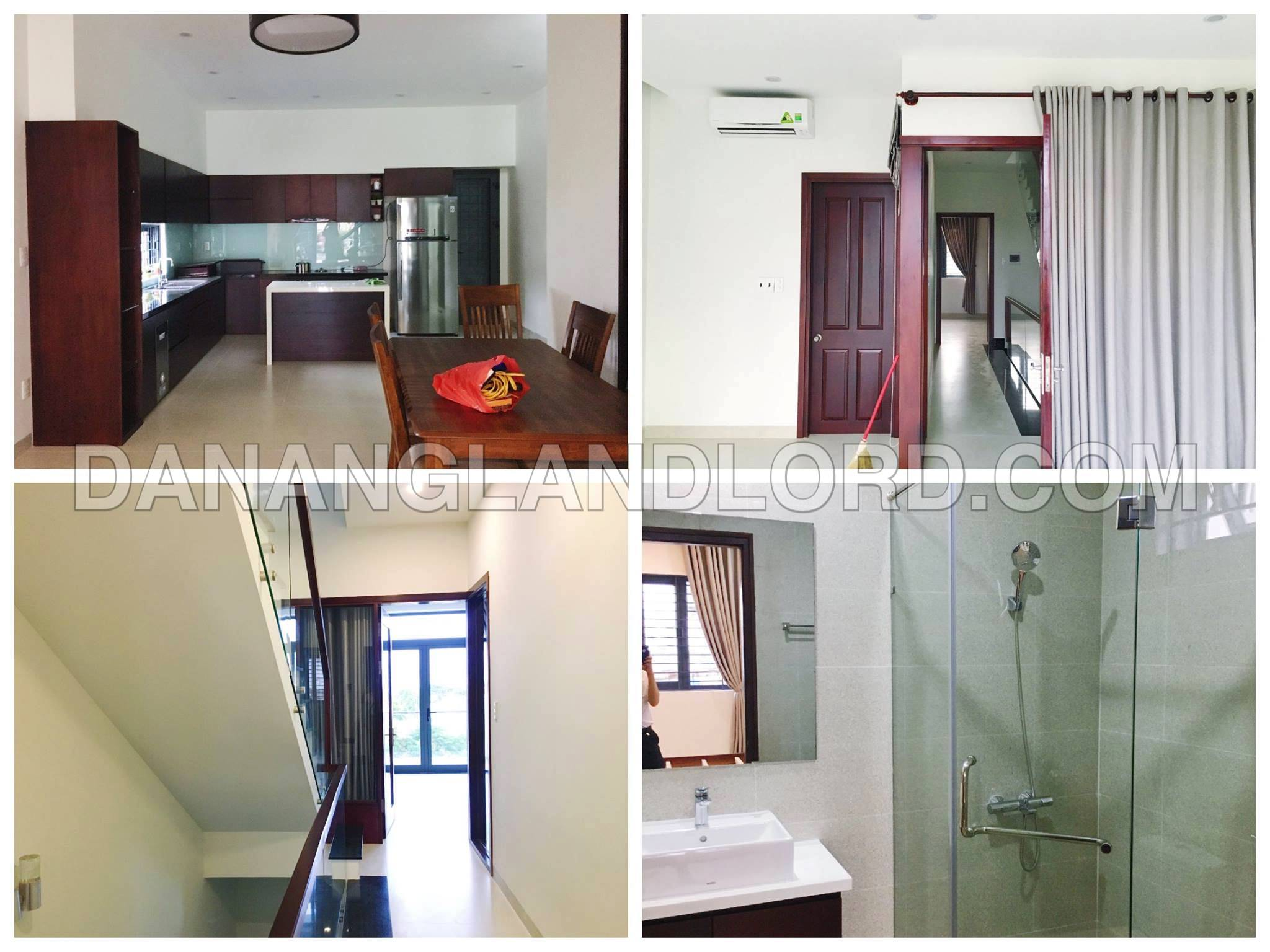 Four bedroom house, brand new in An Thuong area