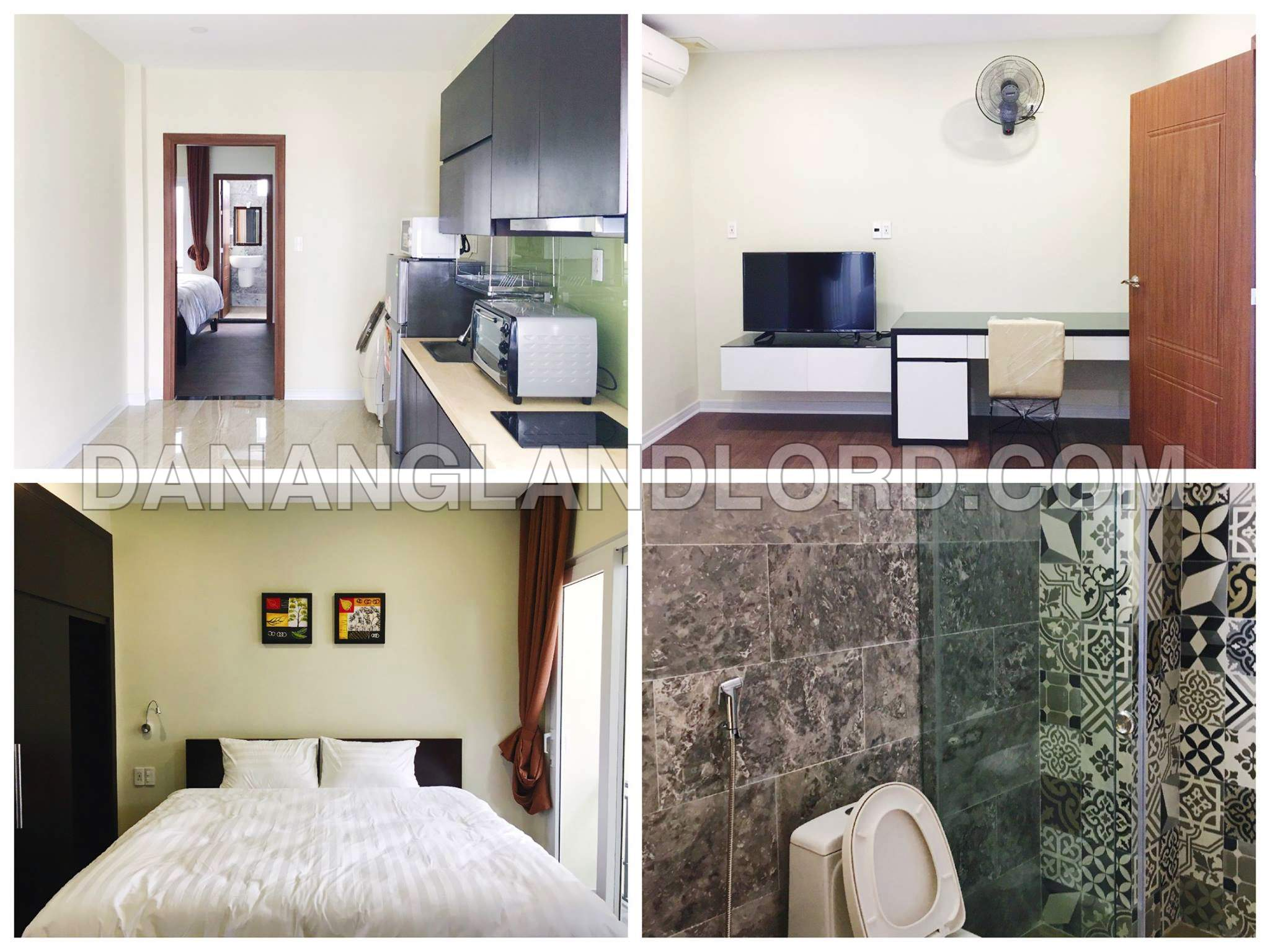 One bedroom modern apartment close to My Khe beach