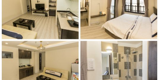 Luxury 2 bedroom apartment with swimming pool on Le Quang Dao street