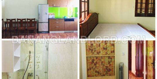 French style 2 bedroom apartment in Nguyen Van Thoai alley