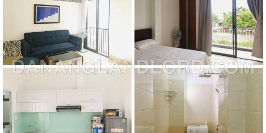 One bedroom apartment with balcony near My Khe beach – K4D1