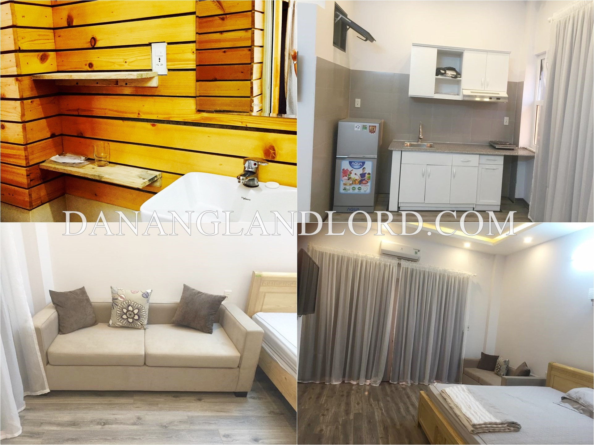 A cozy studio apartment close to the park in an thuong for Studio apartment area