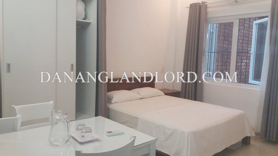 Brand new studio apartment in An Thuong area -HALF