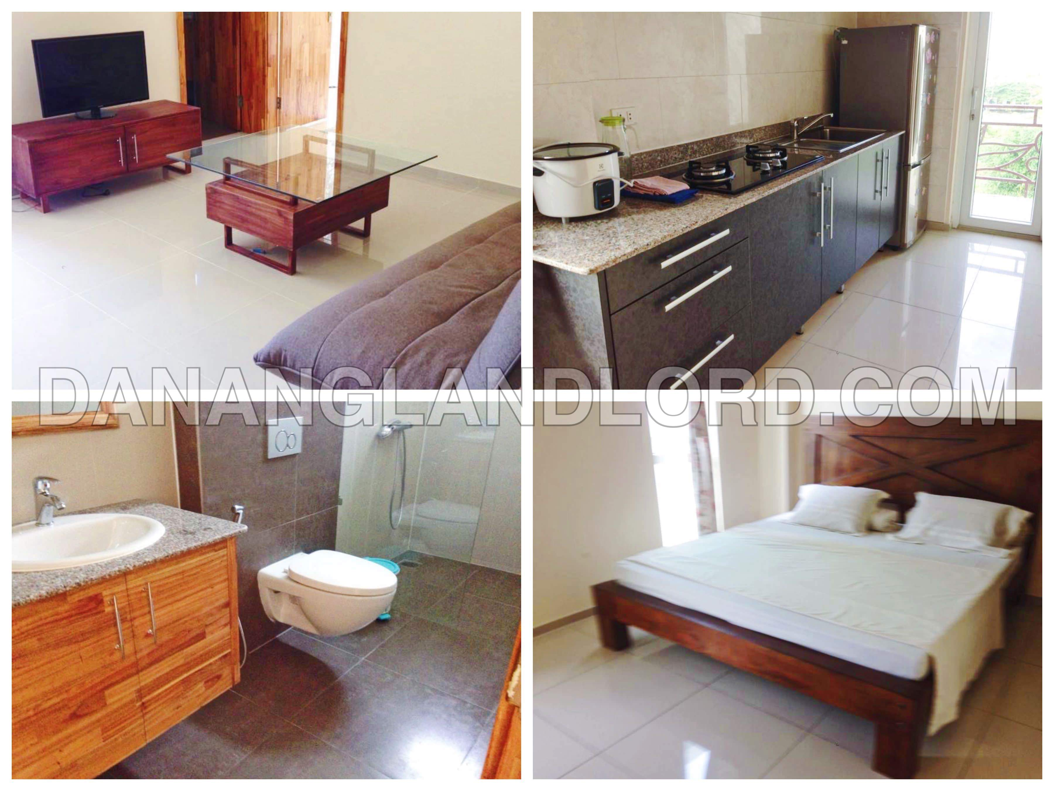 The apartment one bedroom in An Thuong Area – ZMED