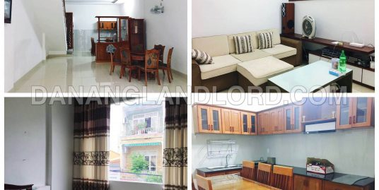 The nice 2 bedroom house in An Thuong area – 32DI