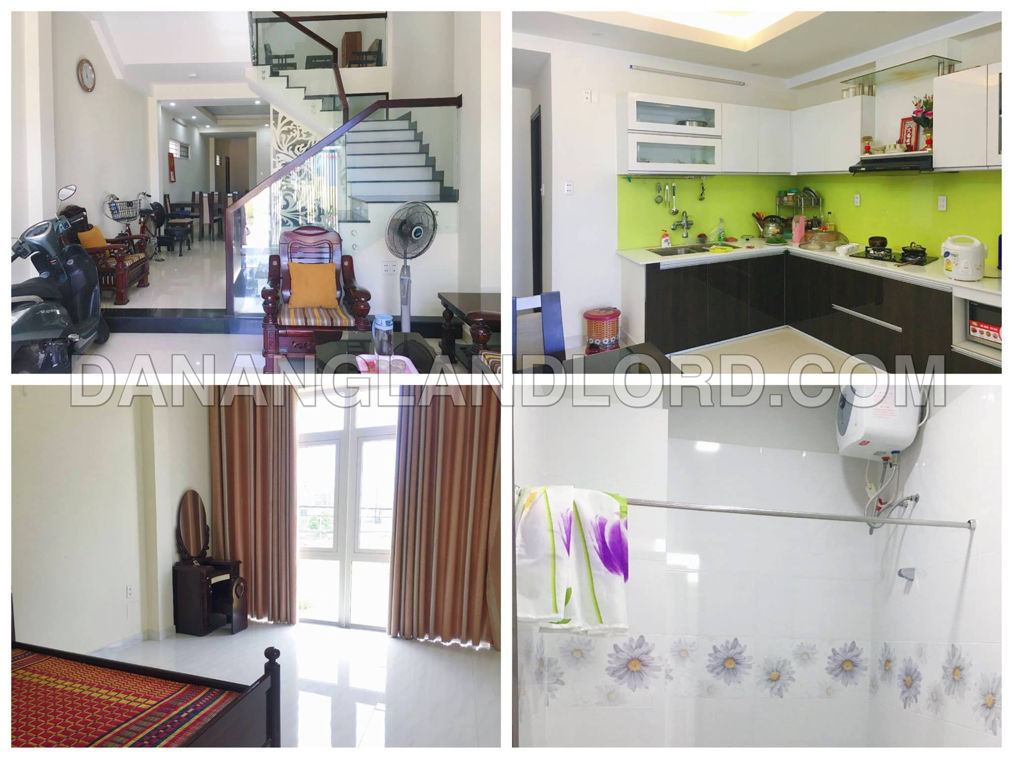 The beautiful 4 bedroom house close to Pham Van Dong street – 5QSF