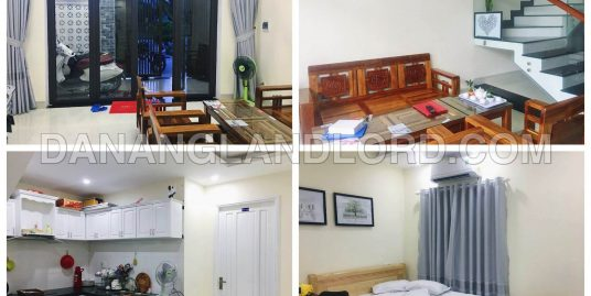 Nice 6 bedroom house close to Ho Nghinh street