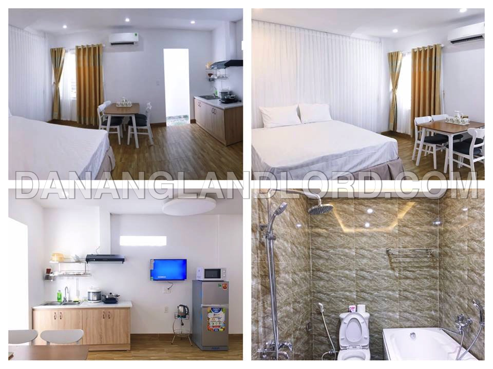 Studio apartment for rent close to My An beach – DN-02