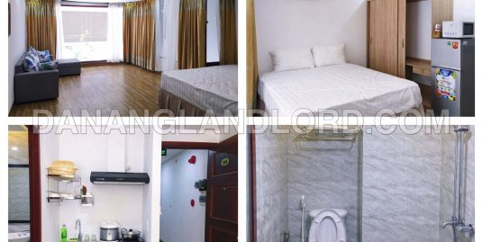 studio apartment for rent 40m2,My Khe beach – DN-03