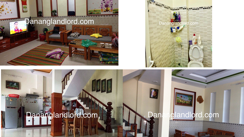 The lovely two bedroom house in Son Tra District
