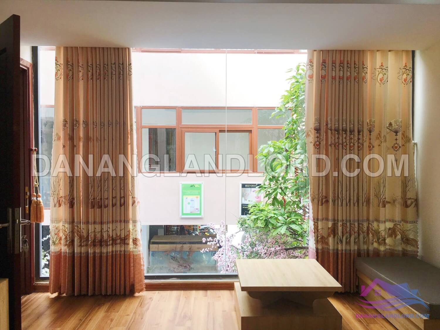 Luxury apartment 1 bedroom shared pool near Tran Thi Ly Bridge – 1WR3