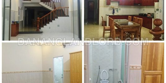 Lovely 5 bedroom house in Ho Nghinh street – 2E4R