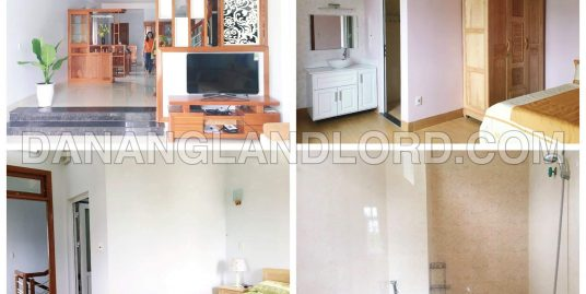 4 bedroom house near Vo Nguyen Giap street – LKMA