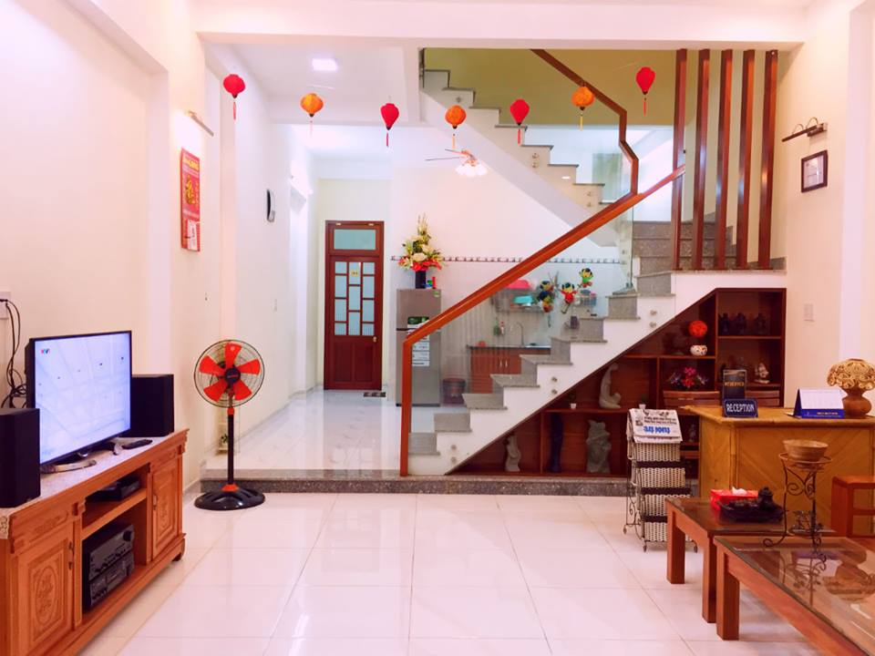 The beautiful house with four bedrooms near beach – HJNM
