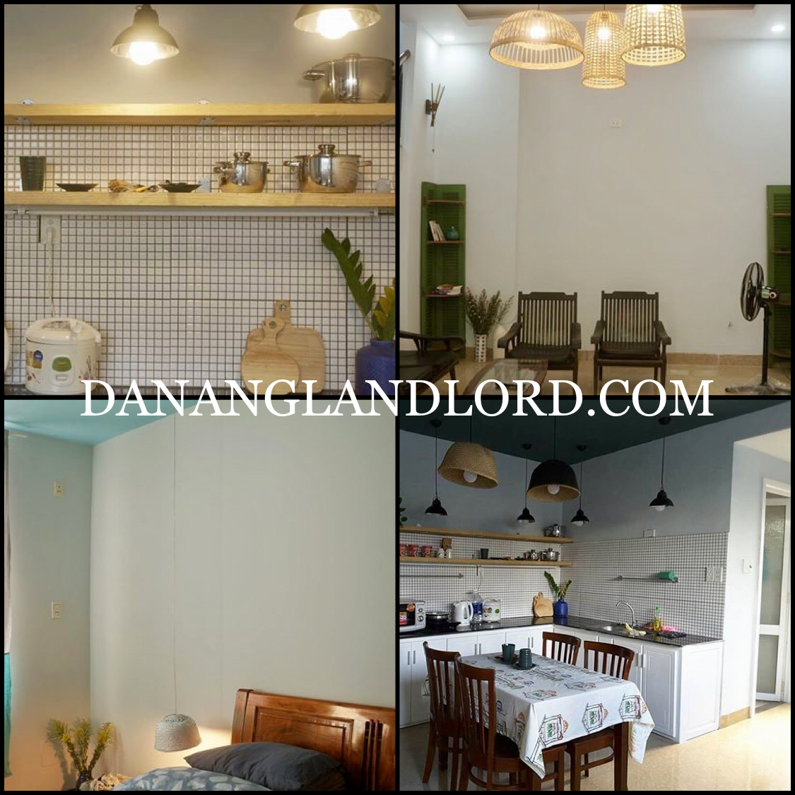 3 bedroom house for rent near Danang airport
