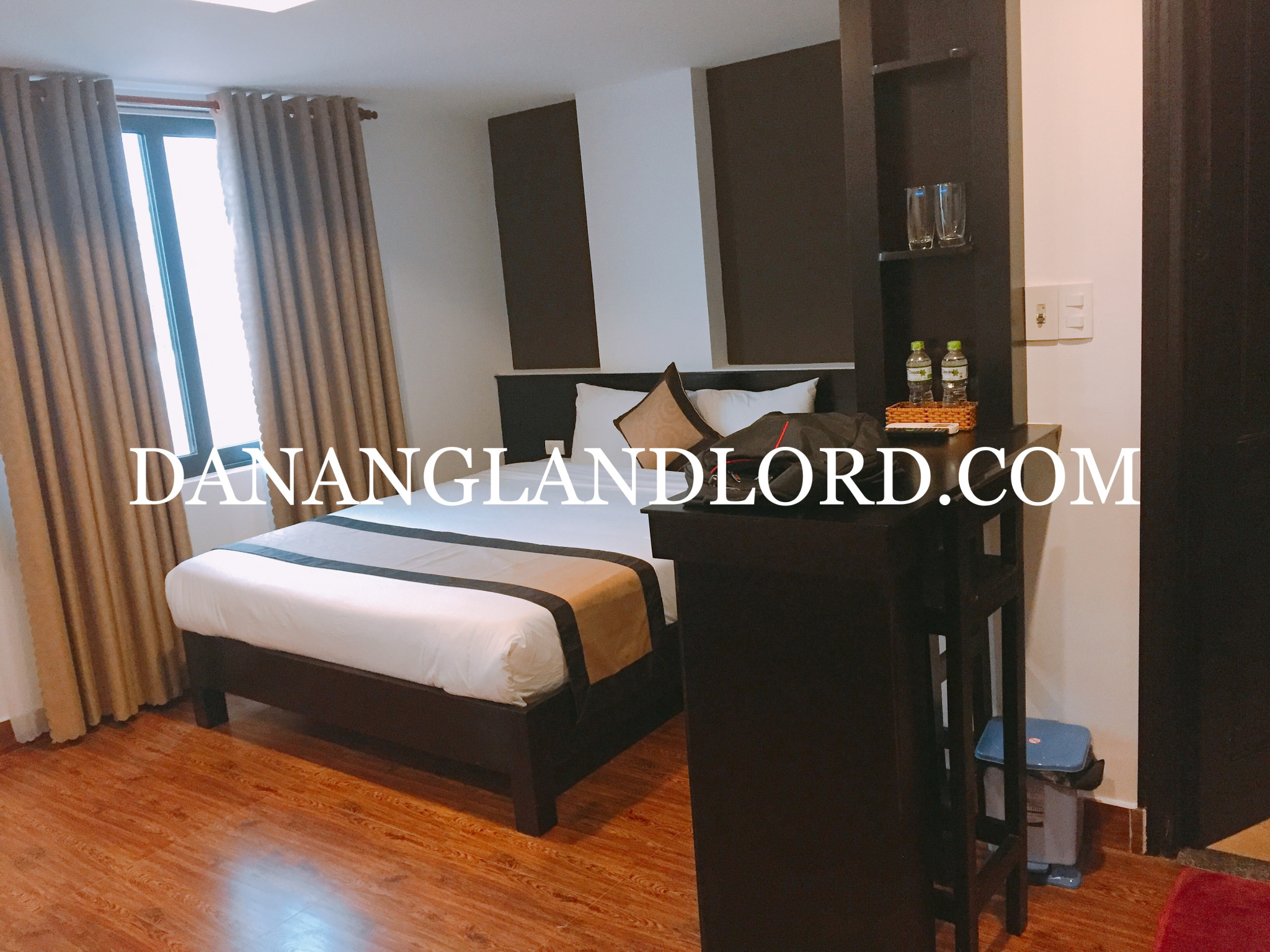 Studio apartment for rent in an thuong area big balcony for Studio apartment area