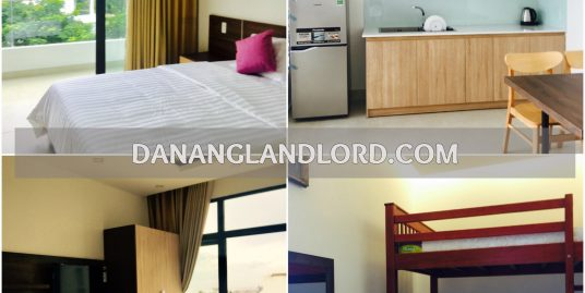 Studio apartment near Pham Van Dong beach – DTC2