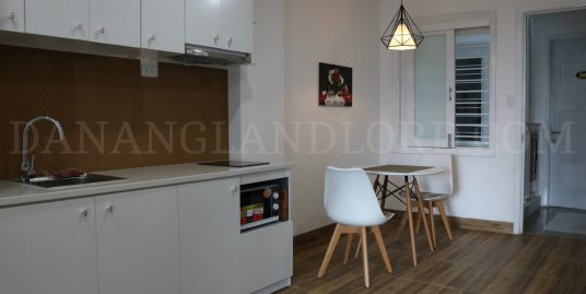 Studio apartment for rent on Hoang Ke Viem street – NDH3