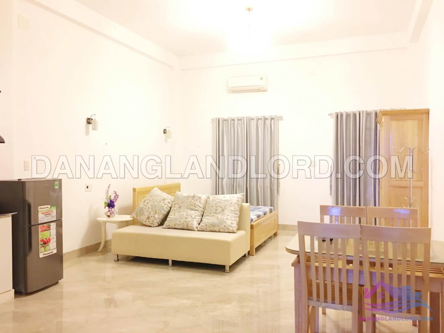 Studio apartment in an thuong area yj2k da nang landlord for Studio apartment area