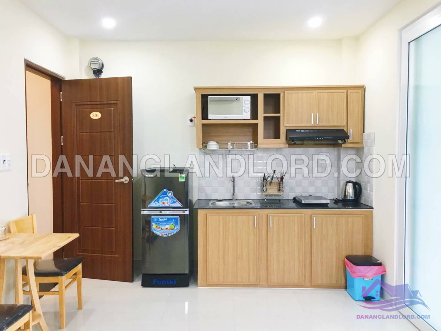 1 bedroom apartment near My Khe beach – K8JD