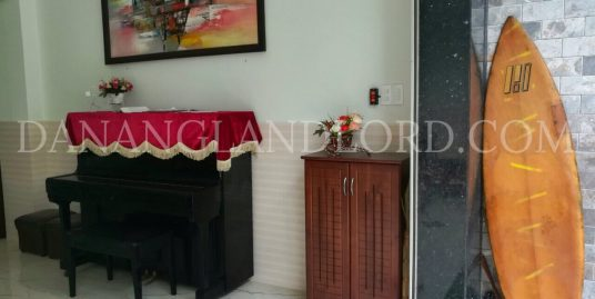 Studio Apartment near My Khe beach, near An Thuong area – DTQ1