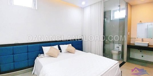 Beautiful 2 bedroom house near Nguyen Duc An street, near beach- AT28