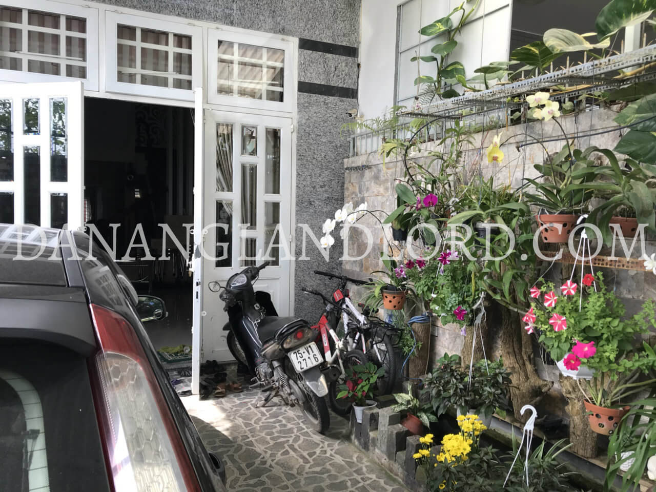 The house with 4 bedrooms near Tuyen Son Bridge – MT67