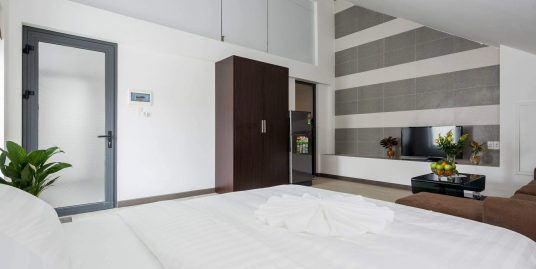 The apartment with 1 bedroom in An Thuong area – 2114