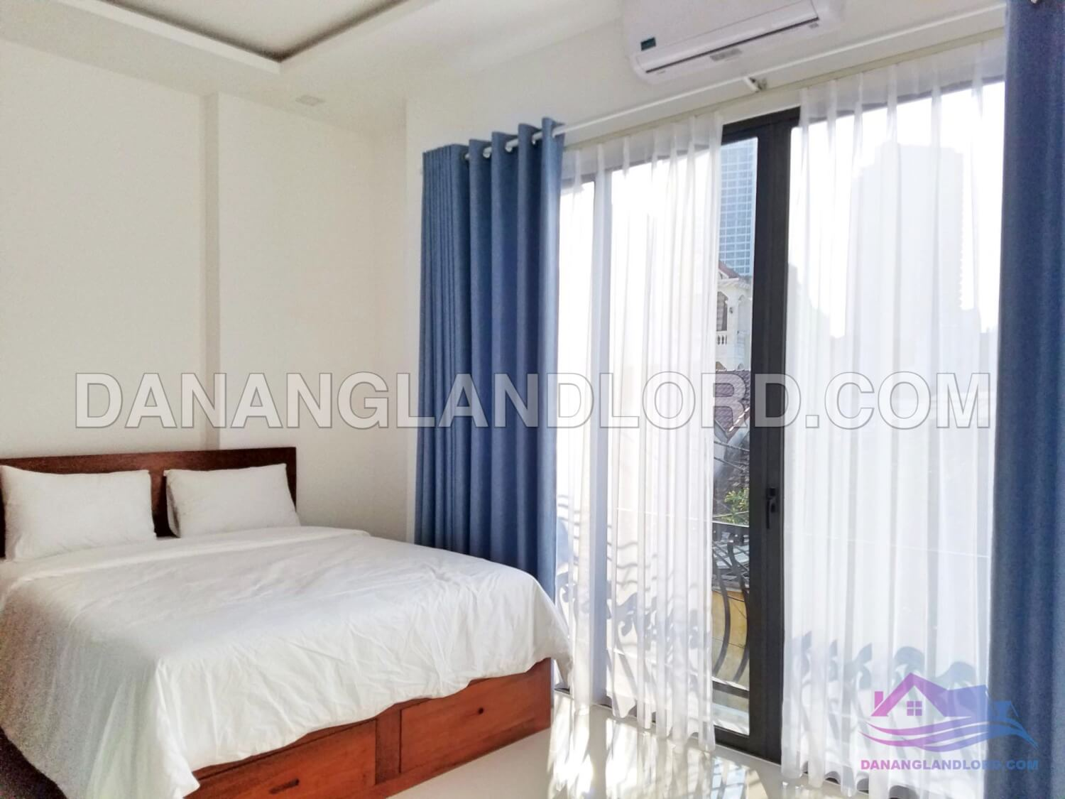 The apartment with 1 bedroom near Han Bridge – ST27