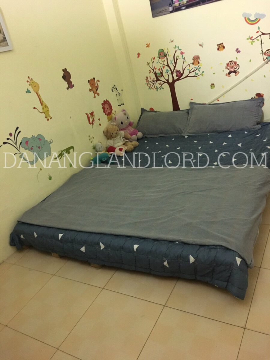The house with 2 bedrooms near Pham Van Dong beach – AB88