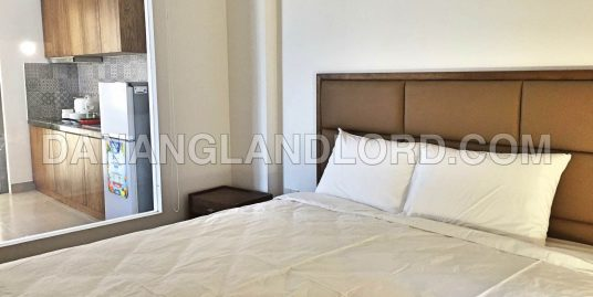 One bedroom apartment with balcony for rent in An Thuong – 1120