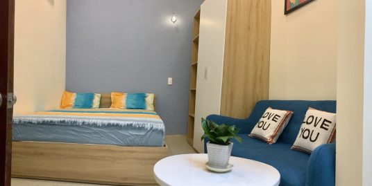Studio apartment walking distance to Dragon bridge, Love Bridge – OYLJ