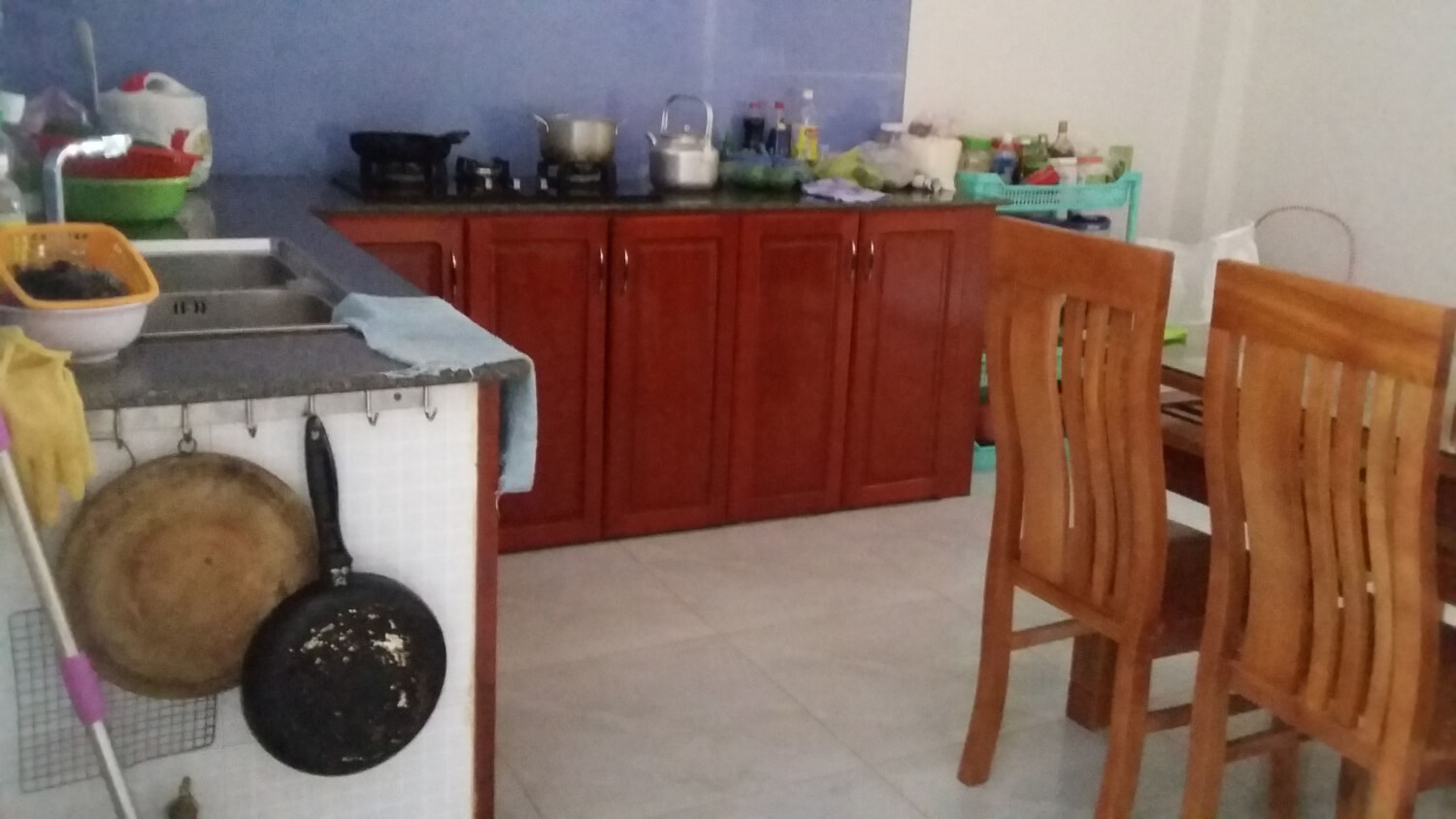 The house with 4 bedrooms near My Khe beach – 1031
