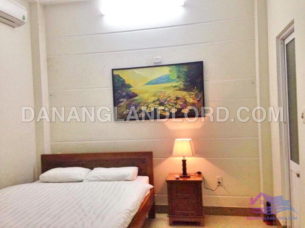 Nice house with 4 bedrooms close to Pham Van Dong street – 2040