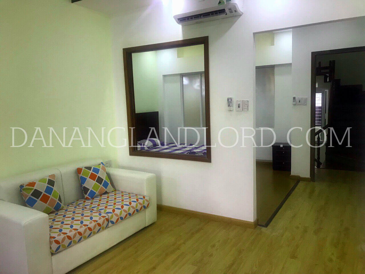 Beautiful house in Son Tra, close to Pham Van Dong Beach – BS22